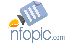 NFOPic - NFO, TXT, DIZ to PNG IMAGE CONVERTER